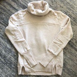 Blush ALO Yoga Sweatshirt